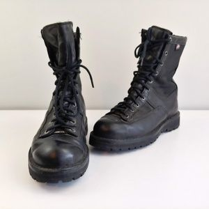 $SOLD$#Mens 8.5 Danner work boots lace up high